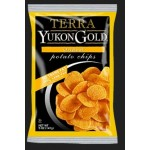 Terra Chips, Gluten Free Yukon Gold Potato Chips, 5 Oz Bag (Case of 12)