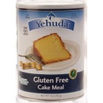 Yehuda Gluten Free Matzo Cake Meal, 15 Oz. Canister (6 Per Case)