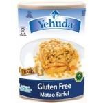 Yehuda Gluten Free Matzo Farfel, 10 Oz Canister (Case of 12)