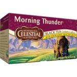Celesetial Seasonings Morning Thunder Black Tea (6 Boxes)