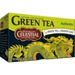 Celestial Seasonings Authentic Green Tea (6 Boxes)