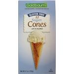 Goldbaum's Gluten Free Ice Cream Cones [Case of 12]