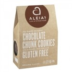 Aleia's Gluten Free Chocolate Chunk Cookies - Case of 6
