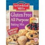 Arrowhead Mills Gluten Free All Purpose Baking Mix, 28 Oz. Bag (6 Bags)