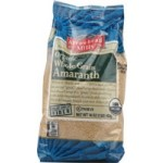 Arrowhead Mills Gluten Free Whole Grain Amaranth, 1 Lb. Bag (6 Bags)
