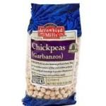 Arrowhead Mills Gluten Free Garbanzo Beans, 1 Lb. Bag (6 Bags)