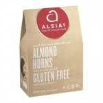 Aleia's Gluten Free Almond Horn Cookies - Case of 6