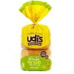 Udi's Gluten Free Whole Grain Bagels - Case of 8