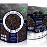 Organic Gluten Free Black Rice, 16 Oz. (Case of 24)