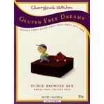 CherryBrook Kitchen - Gluten Free Dreams Fudge Brownie Mix [Case of 6]