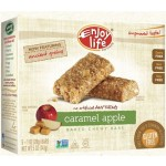 Enjoy Life Gluten Free Chewy Bar, Caramel Apple, 5 1-oz Bars (6 Boxes per Case)