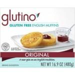 Glutino - Gluten Free Premium English Muffins
