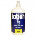 EO® Everyone Lotion For Men, Cucumber and Lemon - 32 oz [3 Pack]