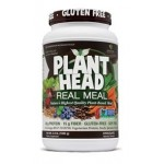 Genceutic Naturals Gluten Free Plant Head Real Meal - Chocolate - 2.3 lb