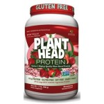 Genceutic Naturals Plant Head Protein - Strawberry - 1.7 lb