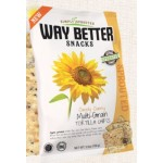 Way Better Snacks, Gluten Free Multigrain Tortilla Chips, 5.5 oz bag (12 Pack)