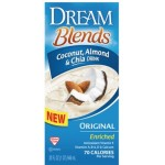 Dream Blends, Gluten Free Enriched Coconut Almond & Chia Original, 32 Oz Carton (Case of 6)