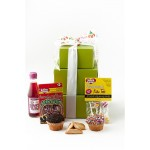 GFP Specialty Gluten Free Gift Box, Gourmet Purim Tower