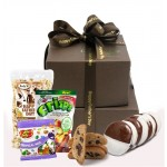 Happy Father's Day! Gluten Free Gift Tower