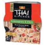 Thai Kitchen - Gluten Free Lemongrass & Chili Rice Noodle Soup Bowl, 2.4 Oz [Case of 6]