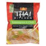 Thai Kitchen - Gluten Free Lemongrass & Chili Instant Rice Noodle Soup, 1.6 Oz [Case of 12]