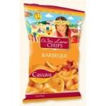 Wai Lana Snacks, Gluten Free Barbeque Chips, 1 Oz Bag (Case of 20)