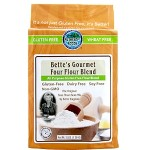 Authentic Foods Gluten Free Bette's Gourmet Four Flour Blend, 3 lbs