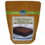 Authentic Foods Gluten Free Double Chocolate Brownie Mix , 1 lb