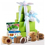 NEW!! It's a Boy! Gluten Free Gift Tower - Super Sized!