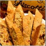 Gluten Free Chocolate Chip Biscotti