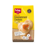 Schar's Gluten Free Entertainment Crackers, 6.2 Oz. (Case of 6)