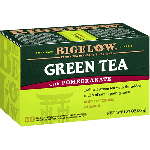 Bigelow Tea, Green Tea With Pomegranate (6 Boxes)