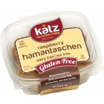 Katz Gluten Free Raspberry Hamantaschen - Case of 6