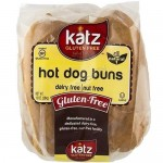 Katz Gluten Free Hot Dog Buns
