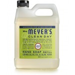 Mrs. Meyer's Liquid Hand Soap Refill, Lemon Verbena, 33 oz