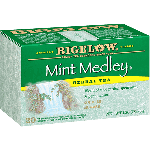 Bigelow Tea, Mint Medley Herb Tea (6 Boxes)