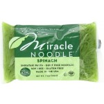 Miracle Noodle, Gluten Free Spinach Angel Hair, 7 Oz. (Case of 24)