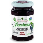 Fiordifrutta Gluten Free Organic Jam Spread, Black Currant, 8.82 OZ (Case of 6)