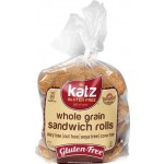 Katz Gluten Free Whole Grain Sandwich Roll