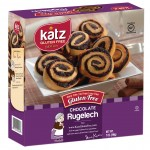Katz Gluten Free Chocolate Rugelach - Case of 6