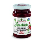 Fiordifrutta Gluten Free Organic Jam Spread, Strawberry, 8.82 OZ  (Case of 6)