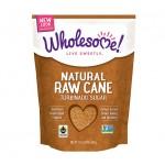 Wholesome Sweeteners, Gluten Free Organic Raw Cane Sugar, 24 Oz (Case of 2)