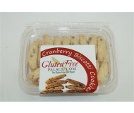 GlutenFreePalace.com Chocolate Chip Biscotti (6 Pack)