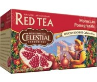 Morrocan Pomegranate Roobios Red Tea