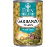 Eden Organic Garbanzo Beans (Chickpeas)