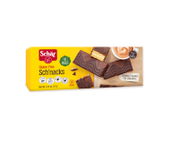 Schar Gluten Free Sch'nacks - Chocolate Covered Snack Cakes, 12.3 Oz [6 Pack]