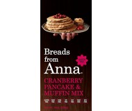 Breads From Anna GF Cranberry Pancake & Muffin Mix (6 Pack)