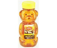 Gefen Honey, 12 Oz Honey Bear (Case of 12)