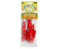 Candy Tree Organic Strawberry Lollipops (12 Pack)
