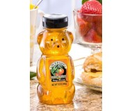 Dutch Gold Honey, Orange Blossom Bear